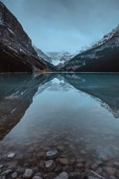 Mountain Landscape Lake #425455