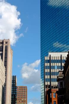 City Building Windows Free Photo #425497