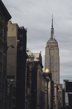 Street View Of Empire State Building #425504