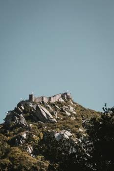 Curvy Castle Walls #425515