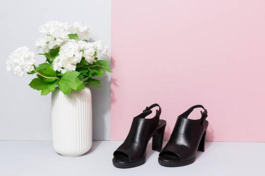 Heels And Flowers #425524
