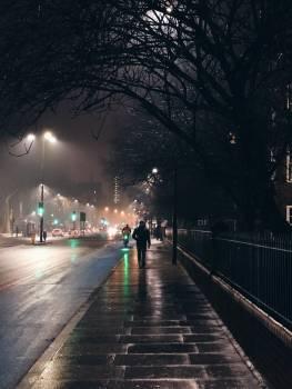 Midnight Stroll Through The City #425532