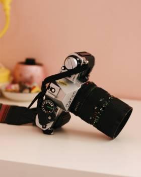Equipment Lens Camera #425624