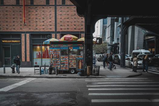 Street City Architecture Free Photo