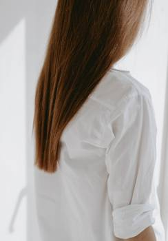 Portrait Hair Model #425733