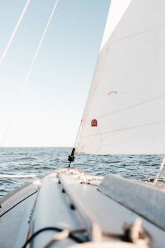 Photo Of Sailboat On Sea During Daytime #425820