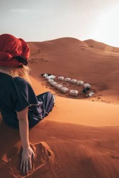 Sand Desert Dune #425856