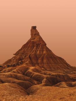 Desert Pyramid Travel Free Photo
