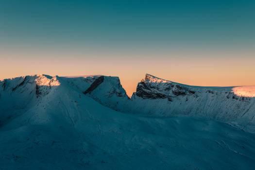 Glacier Mountain Landscape #425978