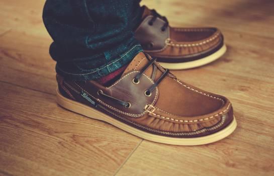 Fashion boatshoe jeans male #42611
