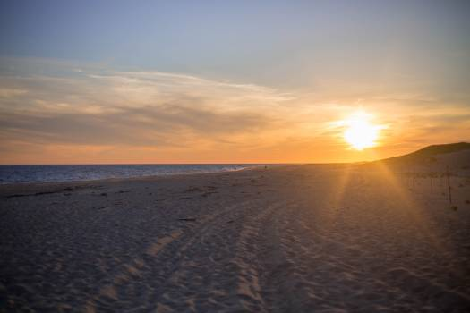 Sun Sunset Ocean #426197