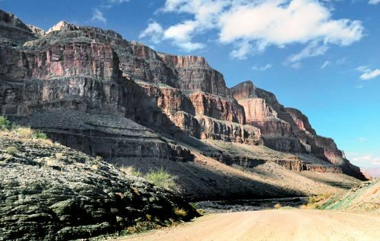 Desert Canyon Cliffs Free Photo Free Photo