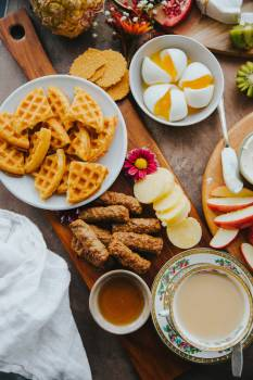 Meal Breakfast Dinner Free Photo