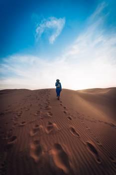 Dune Desert Landscape #426485
