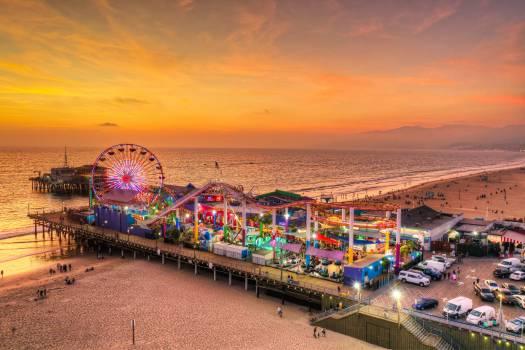 Pier Beach Sea #426502