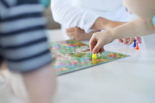 Hand Jigsaw puzzle Hands Free Photo