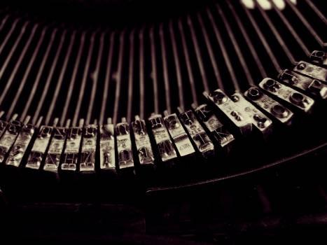 Type Writer Keys #44267