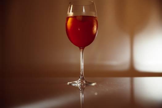 Red Wine in Wine Glass #44286