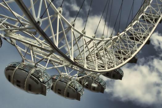 Ferris Wheel during Daytime #44622