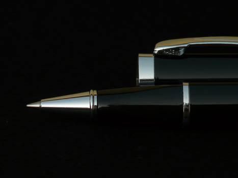 Black Ballpoint Pen #44800