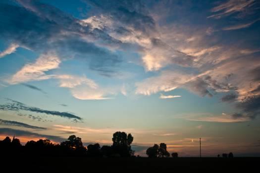 Summer sunset #45262