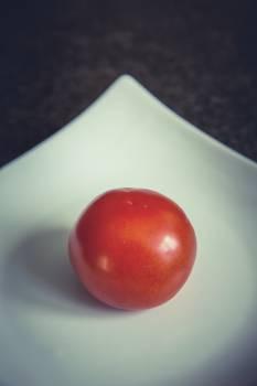 Red Round Fruit Free Photo