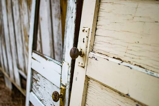 Brown Door Knobs #45680
