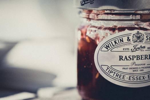 Summer jam preserve raspberry #45804
