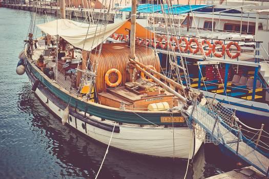 Wood sea port harbor #46294