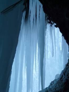 White Ice during Daytime Free Photo