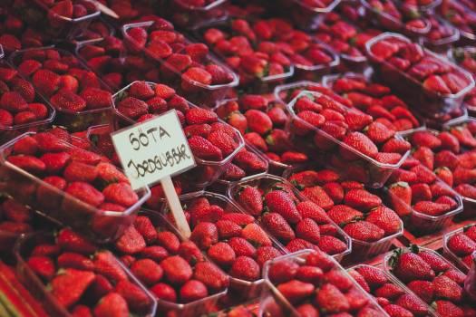 Red Strawberry #46707