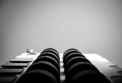 Gray and White High Rise Building #46721