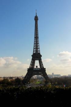 Eiffel Tower Paris during Daytime Free Photo
