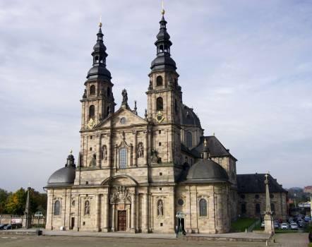 Building historical church monastery #47463