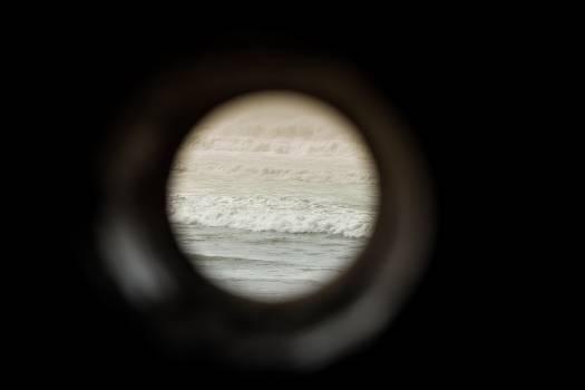 Ocean sea waves zoom Free Photo