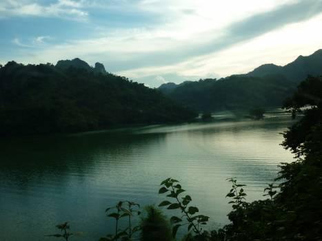 Nature landscape water lake #49353