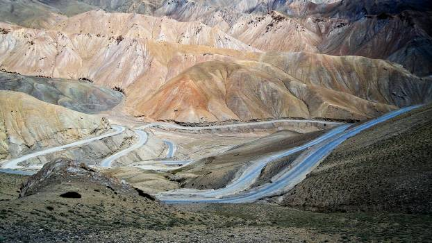 Roads of ladakh #49984