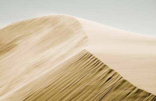 Dune Sand Landscape #50468