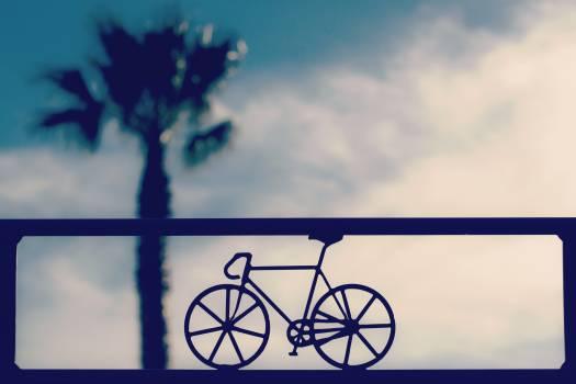 Road Bicycle Illustration Free Photo