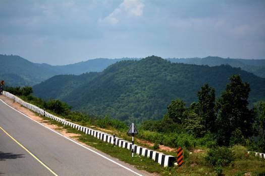 Road Way Landscape Free Photo