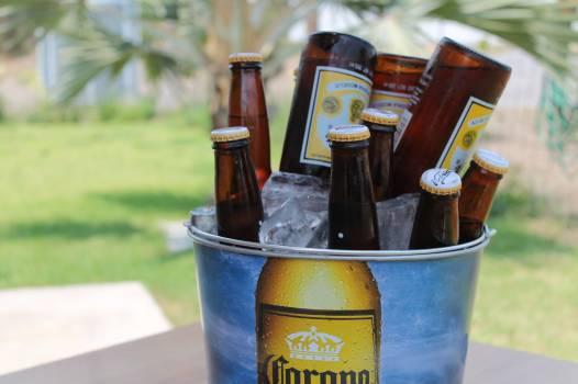 Beer beer bottles mexican #50765