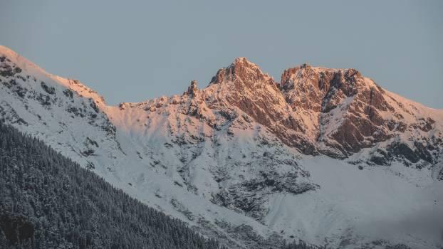 Mountain Snow Glacier #51052