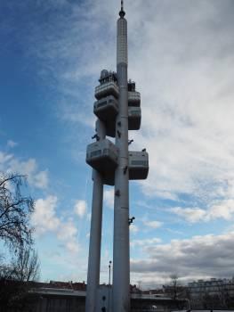 Pole Sky Rod Free Photo