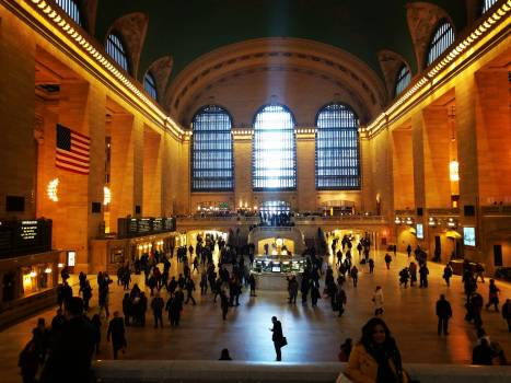 Grand central station grand central terminal new york Free Photo