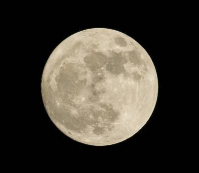 Photography Supermoon Free Photo