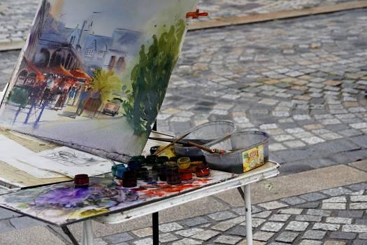 Art artiste de rue exposition peinture #51655
