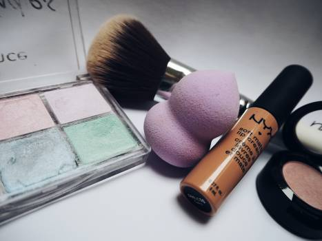 Nyx Lipstick Beside Eye Shadow Palette #52106