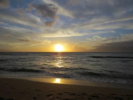 Beach Sun Ocean #52258