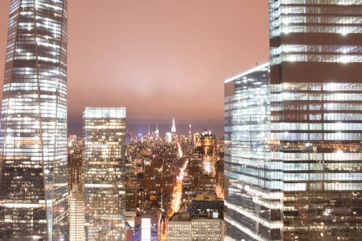 City Manhattan Cityscape #52279