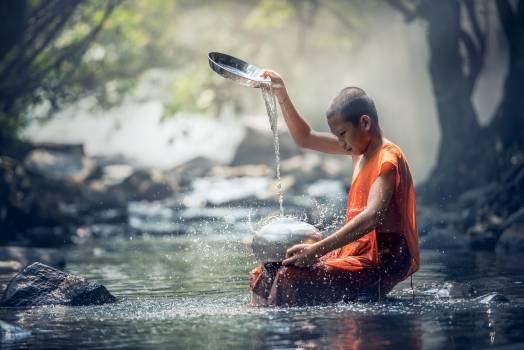 Asia bald blur buddhism #52297